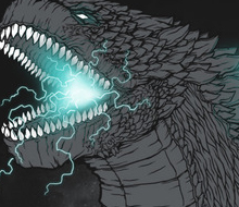 Mighty Kaiju Gojira