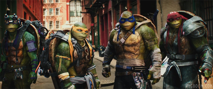 Teenage Mutant Ninja Turtles: Out of the Shadows Trailer